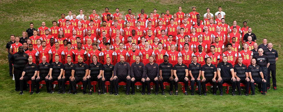 2018 Football Roster - University of Calgary Athletics