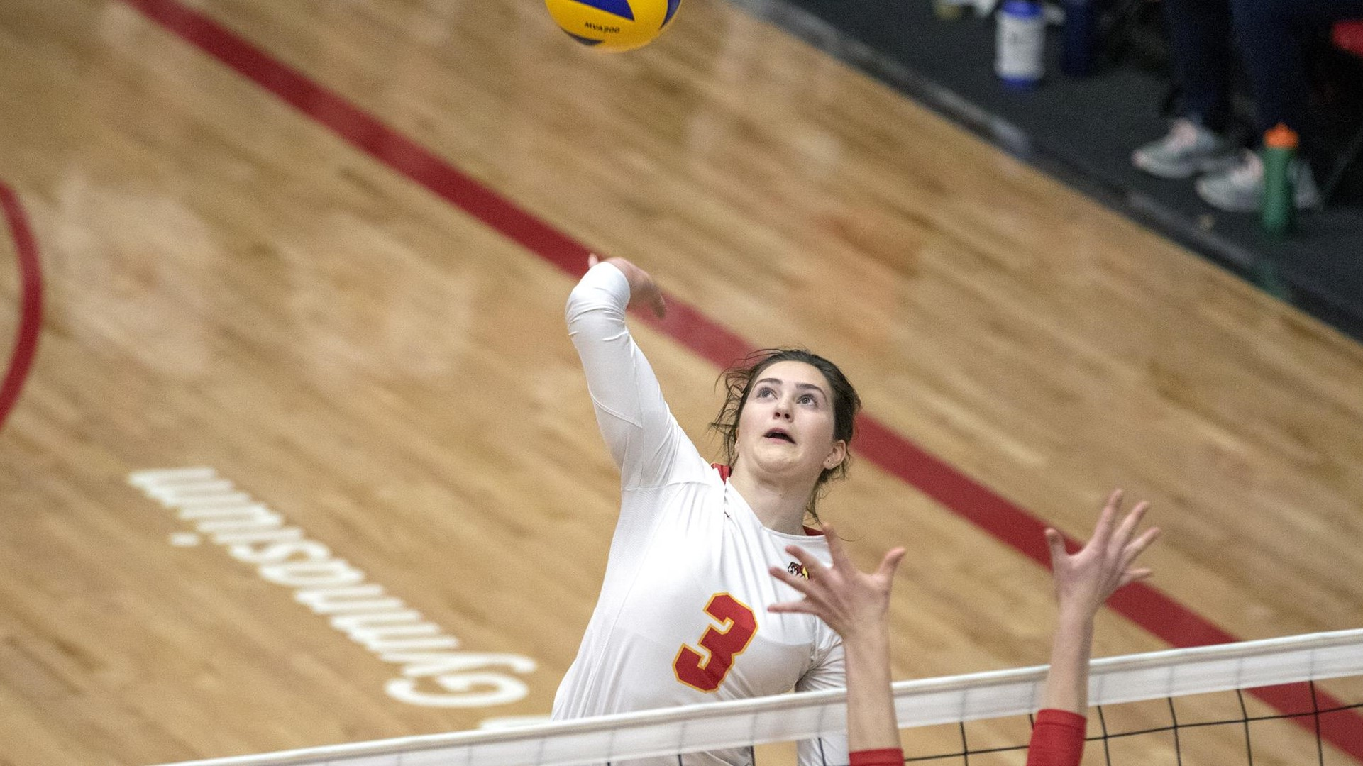 Dinos Can T Rally Against Wesmen University Of Calgary Athletics